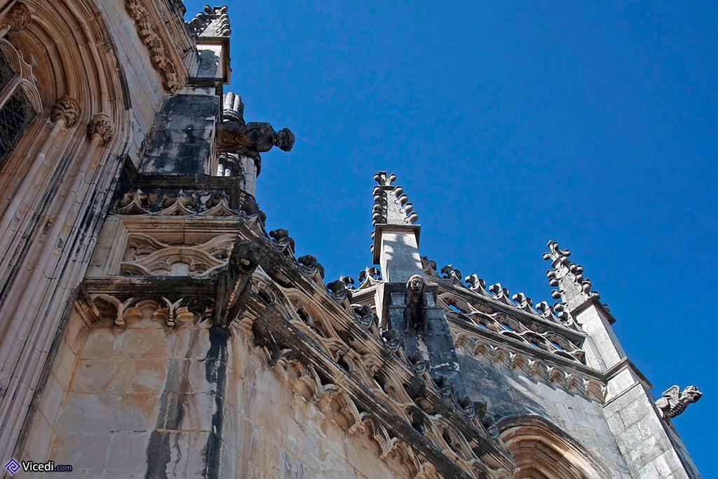 Gargouilles du monastère