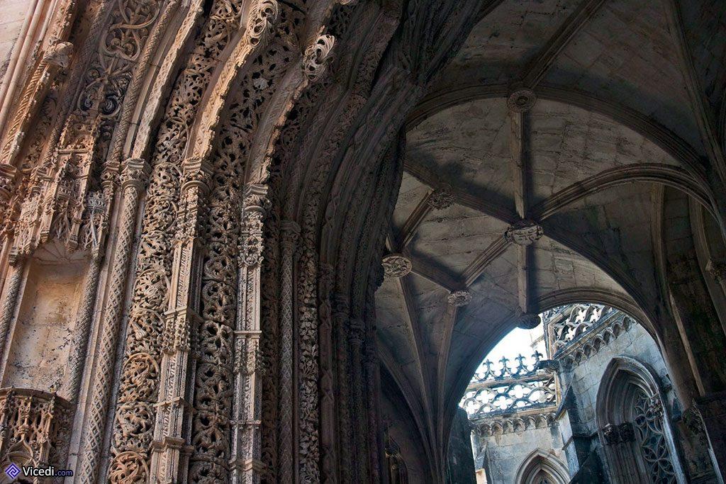 L'Art Manuélin est typique de la Renaissance portugaise