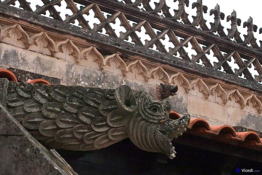 Gargouille du cloître