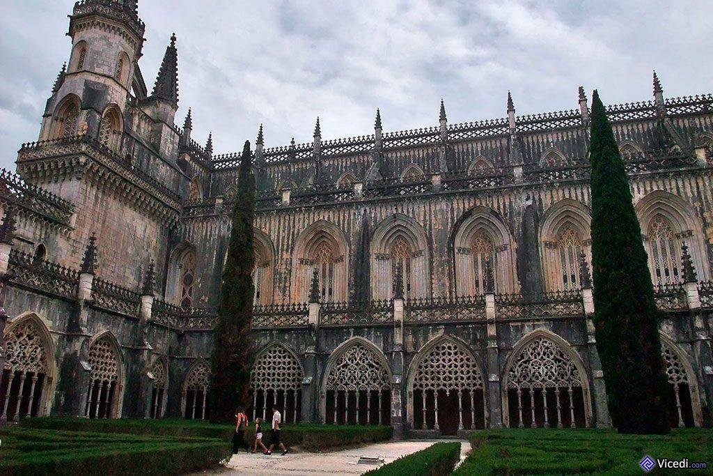Pour beaucoup, le Cloître Royal est l'apogée du gothique tardif au Portugal.
