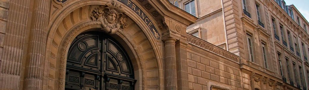 Hôtel de Toulouse, siège de la Banque de France