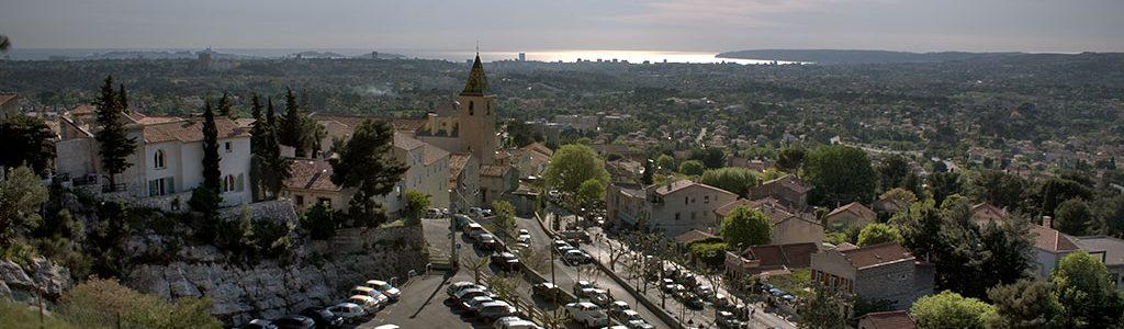 Allauch, village provençal aux portes de Marseille