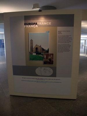 Expo sur les églises consacrées à ND de Fatima
