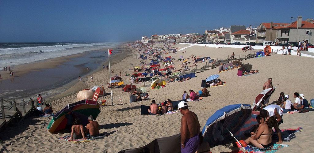 Plage du Pedrogão, Portugal