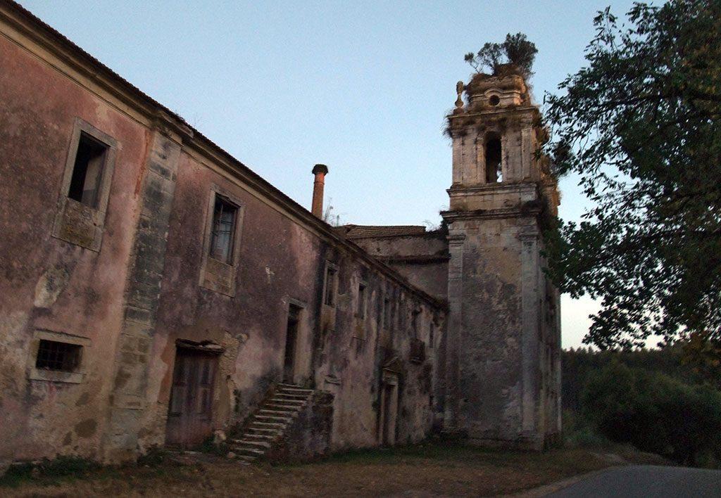 Monastère de Seiça, vue latérale