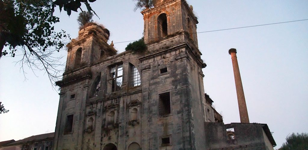Monastère de Seiça (certains disent couvent...)