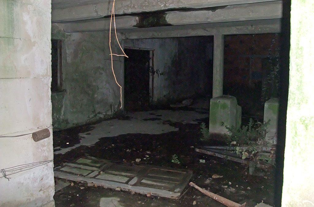 Ruines du Monastère... ou de l'usine ?