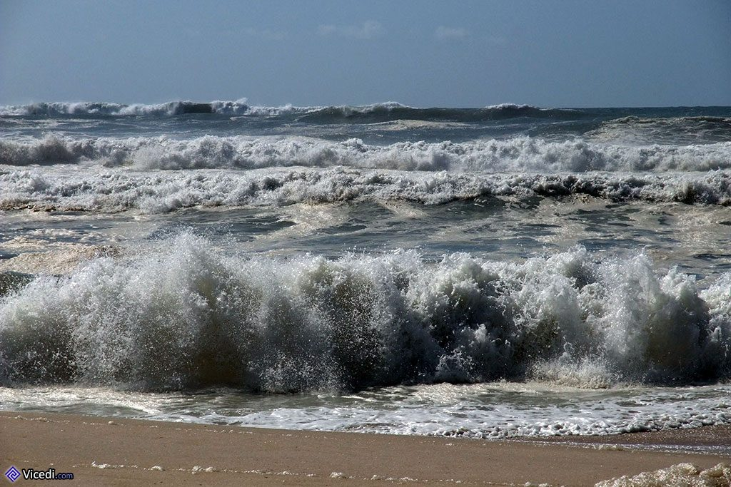 Petit vent, petites vagues
