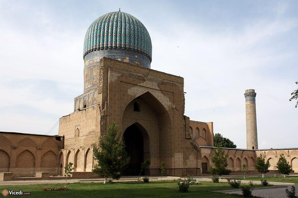 Mosquée d'hiver