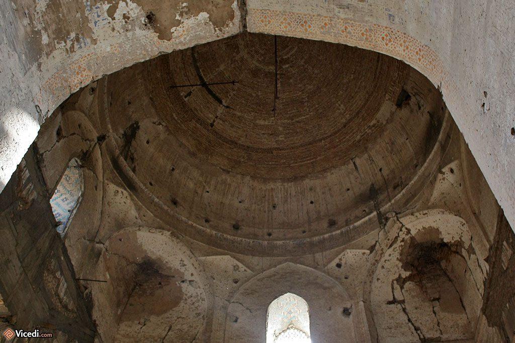 mosquée dégradée