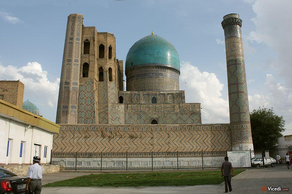 Mosquée principale de Bibi Khanoum