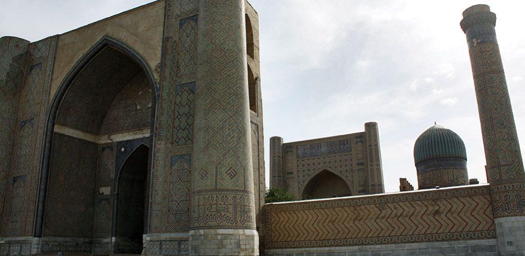 Mosquée Bibi Khanym de Samarcande