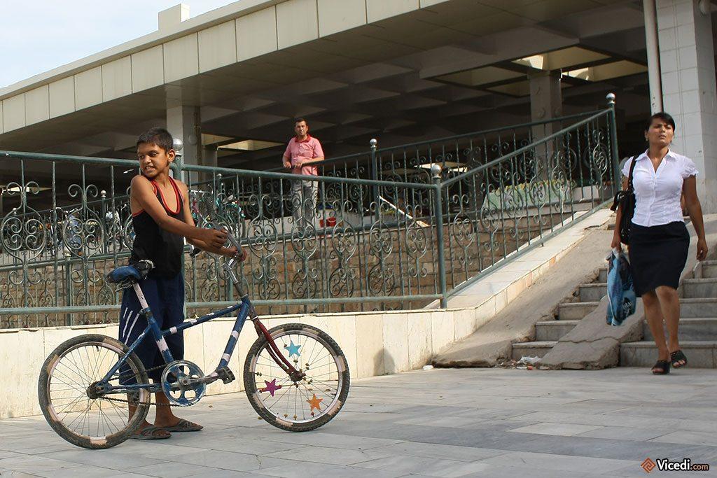 vélo ouzbèk