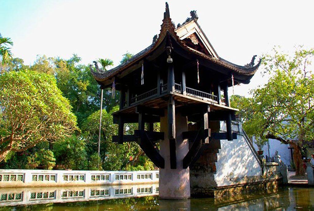 La pagode Môt Côt