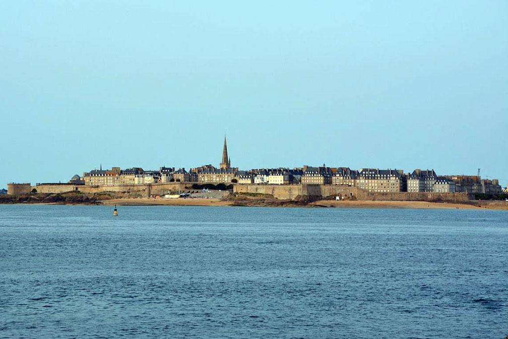 La ville de Saint-Malo et ses fortifications