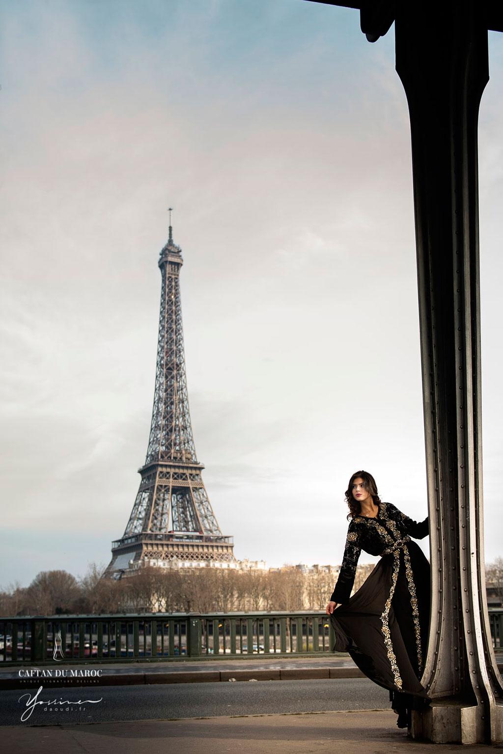 Le monde de la mode parisien a été conquis par cette tradition marocaine