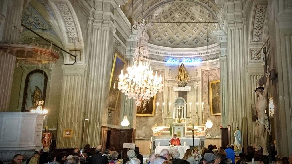 Eglise de Vico